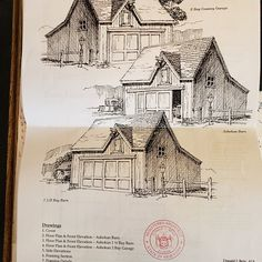 Candlewood Mini-Barn, Shed, Garage and Workshop - 3 Complete Sets of Pole Barn Building Plans Pole Barn Plans, Pole Barn Garage, Building A Pole Barn, Building Plans, Garage Plans With Loft, Garage Loft, Car Garage, Garage Workshop, Garage Shop