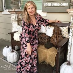 Are you looking for the largest online consignment store? Check out what I scored from Swap.com. You will love their prices and selection. #ad