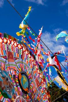 Awesome experience - The Giant Kite Festival in Guatemala