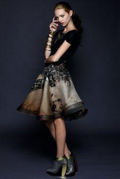 Laura Kathleen :: NYC Fashion Week - Fall 2011