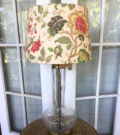 Gorgeous Fabrics, Upcycle, Bloom, Shades, Lighting, Floral, Instagram, Home Decor, Products