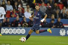 Javier Pastore is the creative tour de force behind PSG's domination of Ligue 1 in France