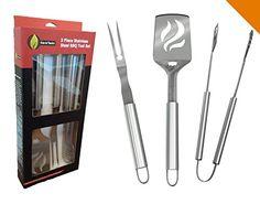 BBQ Grill Tools Set - Heavy Duty 20% Thicker Stainless St... https://www.amazon.com/dp/B00F4FRH0W/ref=cm_sw_r_pi_awdb_x_RNHLyb0VR0246