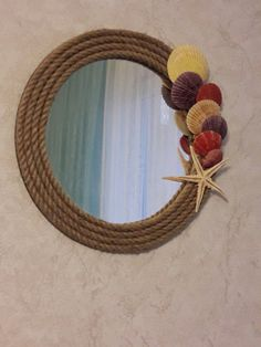 Diy Crafts For Home Decor, Creative Arts And Crafts, Diy Crafts Hacks, Easy Home Decor, Home Decor Styles, Diy Wall Painting, Diy Wall Art, Money Making Crafts, Mirror Crafts