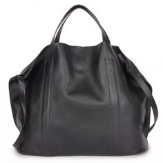 The leather Nat & Nin tote bags for women My Bags, Purses And Bags, Leather Handbags, Leather Bag, Look Plus, Work Bags, Shopper Bag, Goodie Bags, Tote Purse