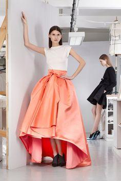 Christian Dior Pre-Fall 2013 Collection Slideshow on Style.com
