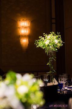 画像5つ目 【wedding report⑧】装花&テーブルコーディネートの記事より