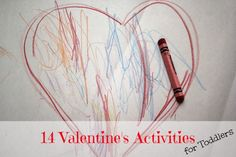 Looking for last minute activities for Valentine's Day? Check out this cumulative list.