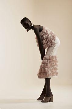 BNKR Editorial // C/MEO Slow Burn Top + Skirt