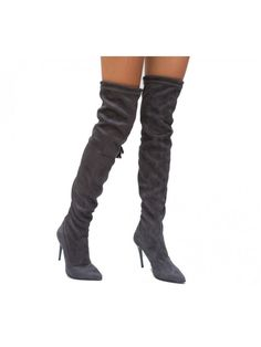 Block Heel Over the Knee Boots - Rainbow Rainbow Store, Shapewear, Over The Knee Boots, Block Heels, High Heels, Womens Fashion, Shoes, Zapatos, Shoes Outlet