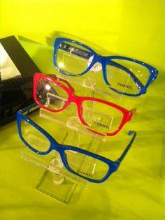 ca29177b8a21  Chanel eyewear  EyePieces Glasses Style
