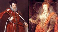 Tudor History, British History, Historical Women, Historical Photos, Strange History, History Facts, King James I, Anne Boleyn Tudors, Viking Woman