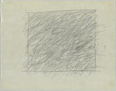 Cy Twombly, Untitled drawings