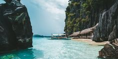 Island Hopping in the Philippines Philippines Palawan, Philippines Travel, Beaches In The World, Sustainability, Caribbean, Minimalism, Coron Palawan, Places To Visit, To Go