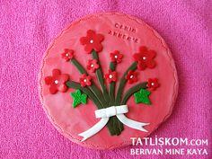 Anneler Günü Kurabiyesi - Mother's Day Cookies