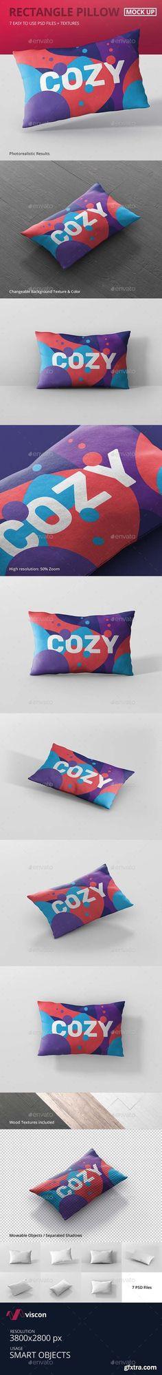GR - Pillow Mockup - Rectangle 20133703