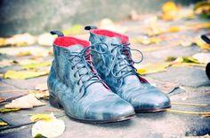 Gabriel Spaniol apresenta nova season de calçados masculinos
