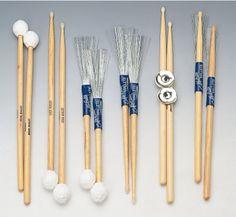 Mike Balter LB1 Louie Bellson Drum Mallet Drum Set TomToms Mallets -- Click image for more details.(It is Amazon affiliate link) #DrumsIdeas