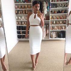 Instagram media by amrezy - Dark Angel #TGIF #OOTD  2 piece outfit @hotmiamiastyles Shoes @lolashoetiquedolls  #glamrezy