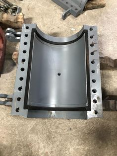The full encirclement steel sleeve is manufactured by welding together two half sleeves around pipe. These Full encirclement steel sleeve are only permitted to be installed on pipe having a wall thickness between 0.188 and 0.750 inches. Stainless Steel Pipe, Steel Plate, Half Sleeves, Welding, Pipes, Tube, Metal, Wall, Soldering
