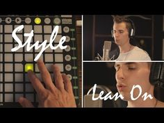 Taylor Swift - Style / Lean On (Remix) - YouTube