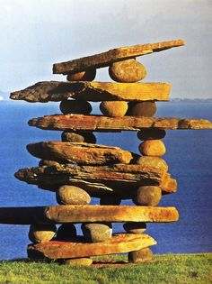 Natural Building Blocks--To add to a rotating photo display of architectural ideas in the block building area.