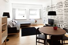 The Lisbonaire Apartments Lisboa Decorated by leading Portuguese designers, these centrally located apartments come with modern facilities such as an iPod docking station and free WiFi. The Restauradores Metro Station is 100 metres away.