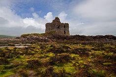 Castles of Munster, Ballinskelligs, Kerry -