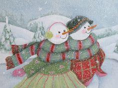 cute snowman | In love with a Snowman~