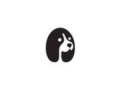great gaphic! Neg Dog by George Bokhua (dribbble.com)