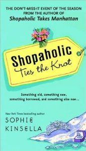 Shopaholic Ties the Knot- finished the series