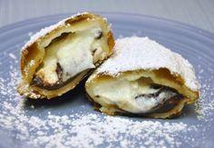 cassatelle siciliane-dolce tipico pasquale