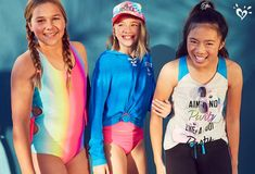 WATER you waiting for? Dive into new swim styles and accessories!