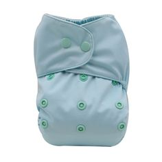 Snap Cloth Diaper in Sky Blue, 36% discount @ PatPat Mom Baby Shopping App