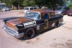 Smokey Yunick reproduction 57 Chevy
