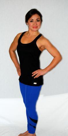Lorna Jane - Rush-Hour-Excel-Run-Tank - Black #shoptwirlboutique #lornajane