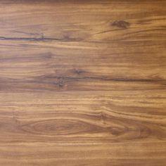 "Asian Walnut Vinyl Plank Flooring 4mm x 6 x 48"" Click Lock"