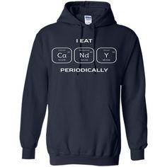 Funny Candy Science T-Shirt T-Shirt