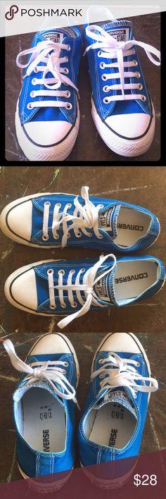 0806ab7579b6 Converse All-Star royal blue women s 8 men s 6 Converse All-Star royal blue