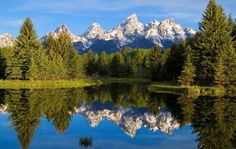 Grand Teton National Park, Wyoming - been there, done that, want to do it again and again and again and again