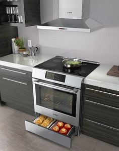 A Bosch warming drawer is the secret to timing your holiday meal so that every dish is served warm  http://www.KNSales.com/kitchen-appliances/?term=96