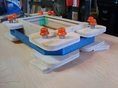 BOX CLAMP - by kiefer @ LumberJocks.com ~ woodworking community