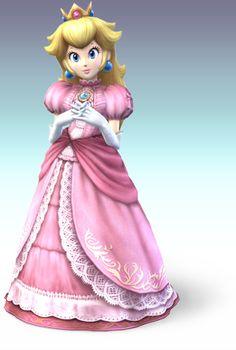Princess Peach Princesa Peach Mario Bros Super Mario Bros Super