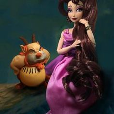 Megara Disney, Megara Hercules, Barbie Clothes, Barbie Dolls, Disney Movies, Disney Characters, Fictional Characters, Familia Addams, Barbie Stories