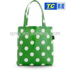 Swedish Everyday Life Oilcloth Tote Bag Green - Buy Personalized Sports Nylon Tote Bag,Nylon Wholesale Tote Bags,Nylon Sports Bag Product $15 - $6, 1000 min order  Many colors