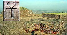 Calixtlahuaca, hoy Toluca tiene uno de los objetos más misteriosos descubiertos en México. El mo...