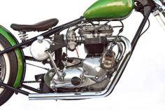 Triumph T140V 750 Chopper