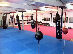 Muay Thai ~ Boxing Camp. martial arts schools, dojos, and gyms from around the world. Thai kick boxing playground! ;D