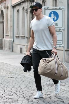 Minimalist Outfit For Men