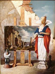 Vito Campanella: Surrealismo e Metafisica